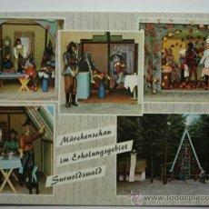 Postales: 413 PRECIOSA POSTAL CUENTO PARA NIÑOS NIÑO - AÑOS 1970 MAS EN MI TIENDA. Lote 31914636