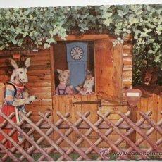 Postales: 397 PRECIOSA POSTAL CUENTO PARA NIÑOS NIÑO - AÑOS 1950 MAS EN MI TIENDA. Lote 31914642