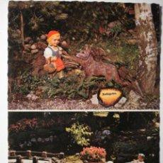 Postales: 396 PRECIOSA POSTAL CUENTO PARA NIÑOS NIÑO - AÑOS 1960 MAS EN MI TIENDA. Lote 31914644