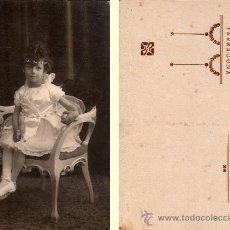 Postales: TARJETA POSTAL DE CARTÓN DURO, FOTOGRAFIA SCHMID TARRAGONA. Lote 32132890