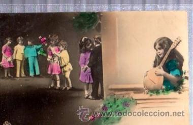 TARJETA POSTAL NIÑOS, 1063, MADE IN ITALY (Postales - Postales Temáticas - Niños)