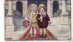 Postales: 17 POSTALES / POST CARD. A. BERTIGLIA. INFANTIL/CHILDREN'S. ITALIA. 1919.NO CIRCULADA / NON POSTED - Foto 6 - 32936205