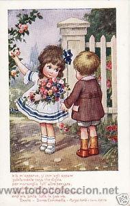 Postales: 17 POSTALES / POST CARD. A. BERTIGLIA. INFANTIL/CHILDREN'S. ITALIA. 1919.NO CIRCULADA / NON POSTED - Foto 12 - 32936205