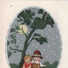 Postales: 6 POSTALES / POST CARD. C.GÍRIS, ILUS. INFANTIL/CHILDREN'S.ITALIA.1917.NO CIRCULADA / NON POSTED. Lote 32936392