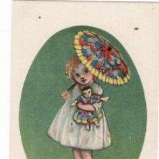 Postales: 6 POSTALES / POST CARD. ZANDRINO, ILUS.INFANTIL/CHILDREN'S.ITALIA 1917. NO CIRCULADA / NON POSTED. Lote 32956079