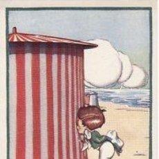 Postales: 6 POSTALES / POST CARD SACHILLI (?). INFANTIL / CHILDREN'S1920. ITALIA.NO CIRCULADA / NON POSTED. Lote 32956595
