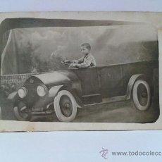 Postales: TARJETA POSTAL FOTO DE NIÑO. Lote 33635236
