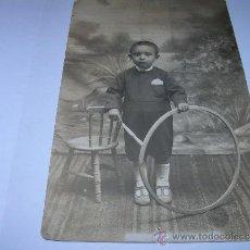 Postales: ANTIGUA POSTAL FOTOGRAFICA.. Lote 35537860