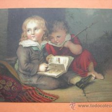 Postales: POST CARD. DES MEISTERS SOHNE. DRESDEN. Lote 35908398