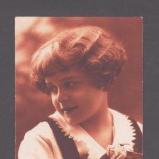 Postales: ANTIGUA POSTAL Nº 1552 - NIÑA SONRIENTE - EDICIÓN PC PARIS - ESCRITA EN 1925. Lote 37493480