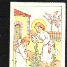 Postales: TARJETA POSTAL DE NIÑOS. MOTIVO RELIGIOSO INFANTIL. Lote 38013660