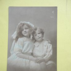 Postales: THIS IS A REAL PHOTOGRAPH OF BRITISH CHILDREN. LONDON. Lote 38351685
