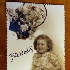 Postales: NIÑOS TARJETA POSTAL. Lote 43073554