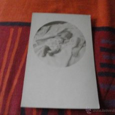 Postales: POSTAL MUY ANTIGUA NIÑA DURMIENDO LEER REVERSO MIRA MAS POSTALES EN MI TIENDA VISITALA. Lote 44069199