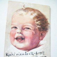 Postales: TUSK´S POST CARD.-4- BURGOS 17/06/1917- USADA. Lote 44627255