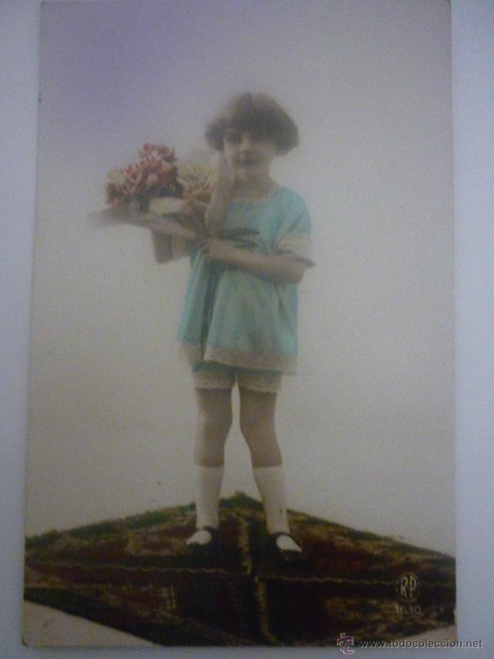 POSTAL EN COLOR. FRANCESA. SERIE 1530 EDITOR RP. NO CIRCULADA 1900 (Postales - Postales Temáticas - Niños)