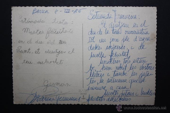Postales: ANTIGUA FOTO POSTAL DE MEDIADOS DE SIGLOXX. NIÑOS JUGANDO CON BISCUTER - Foto 2 - 45508895
