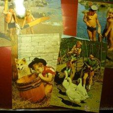 Postales: LOTE POSTALES NIÑOS -ESCRITAS --BB. Lote 45620228