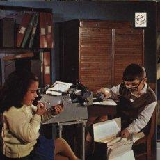 Postales: POSTAL NIÑOS . COLECCIÓN PROFESIONES Nº 21: MECANÓGRAFA. Lote 45759066