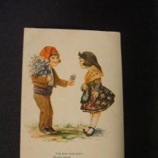 Postales: POSTAL ANTIGUA - NUM. 1232 - PARELLES CATALANES - J. IBAÑEZ. Lote 46017155