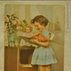 Postales: POSTAL DE LOS AÑOS 5O. Lote 47717844