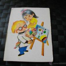 Postales: PRECIOSA POSTAL DE NIÑOS MIRA TODOS MIS ARTICULOS EN EL RINCON DE JJ. Lote 47861495