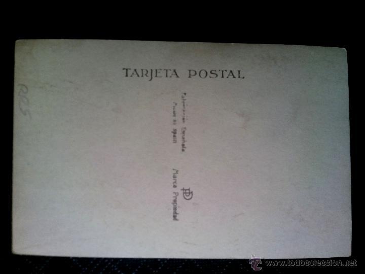 Postales: TARJETA POSTAL ANTIGUA DE ESTUDIO - Foto 2 - 50552472