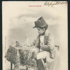 Postales: POSTAL INFANTIL. NAPOLEON. 1909. . Lote 53809017