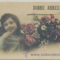 Postales: POSTAL ANTIGUA DE NIÑOS. BONNE ANNE P-NIÑOS-321. Lote 53949424