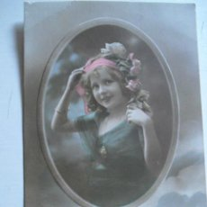 Postales: NIÑA - AÑO 1916. Lote 54060191