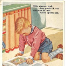 Postales: POSTAL CIRCULADA - 1955 - NIÑOS. Lote 54126902