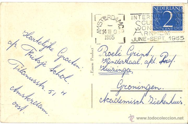 Postales: POSTAL CIRCULADA - 1955 - NIÑOS - Foto 2 - 54127461