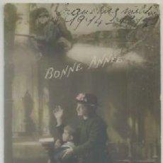 Postales: POSTAL ANTIGUA DE NIÑOS. BONNE ANNE P-NIÑOS-396. Lote 55067821