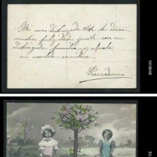 Postales: POSTAL INFANTIL. 1910?.. Lote 55556181