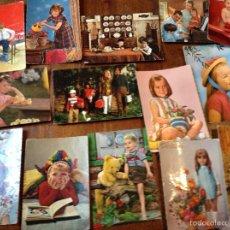 Postales: POSTALES NIÑOS. Lote 56301831