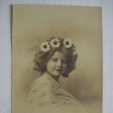 Postales: POSTAL INFANTIL. ESCRITA 1911.. Lote 58583243