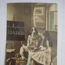 Postales: POSTAL INFANTIL. ED. BNK 22331/4. ESCRITA 1910.. Lote 58587589