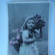 Postales: POSTAL INFANTIL. ESCRITA 1910.. Lote 58674184