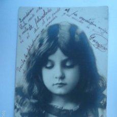Postales: POSTAL INFANTIL. ESCRITA 1904. . Lote 58683461