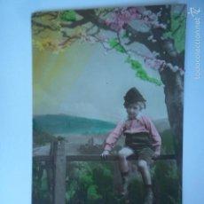 Postales: POSTAL INFANTIL COLOREADA. ED PFB 4757/3. ESCRITA.. Lote 58684314