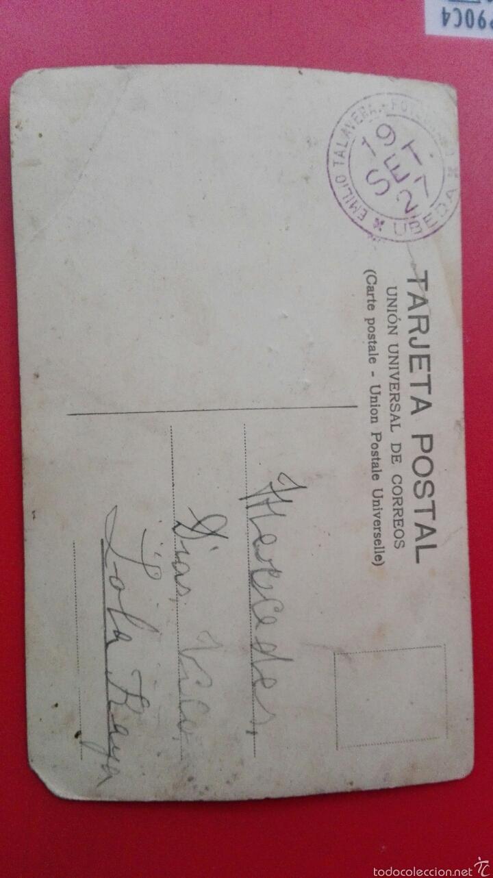 Postales: Foto postal 1927 - Foto 2 - 60916567