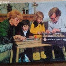 Postales: POSTAL AÑOS 70 ESCENAS FAMILIARES 2131-3 DE EDITORIAL VIKINGO. Lote 69646129