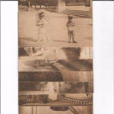 Postales: COLECCIÓN CÁNOVAS SERIE COMPLETA A. A. - NIÑOS - 10 POSTALES - SIN CIRCULAR - REVERSO SIN DIVIDIR. Lote 70174917