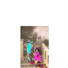 Postales: ANTIGUA POSTAL AÑOS 20 CIRCULADA. Lote 72843495