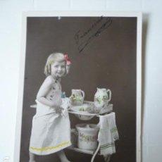 Postales: POSTAL FRANCESA MARQUE ETOILE PARIS. ED. LE NORMAND PHOT. CIRCULADA CON SELLOS 1908.. Lote 74634835
