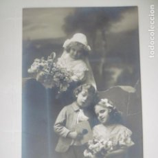 Postales: POSTAL INFANTIL ED. SBW RPH 4849/50. ESCRITA 1915.. Lote 74743983