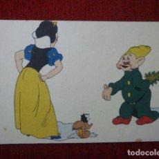 Postales: POSTAL EDICIONES CUCHY S. S.. ESCRITA 1947.. Lote 76789619