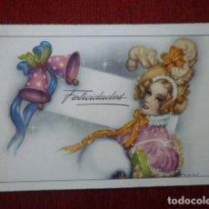 Postales: POSTAL FELICITACION. ED. CYZ 540. ESCRITA.. Lote 76794895