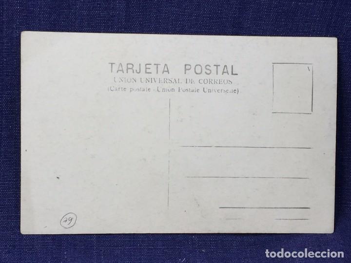 Postales: NIÑO DESNUDO RECOSTADO COJIN PIEL PPIO S XX DIVIDIDA NO CIRCULADA - Foto 3 - 83352068