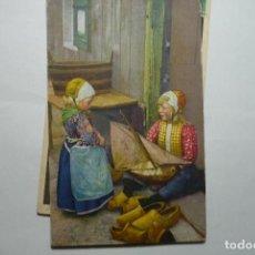 Postales: POSTAL EXTRANJERA NIÑOS --CIRCULADA PERO SELLO ARRANCADO¡¡ BB. Lote 88089560